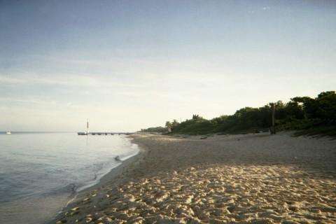 Beach in front of Nachi Cocom Cozumel