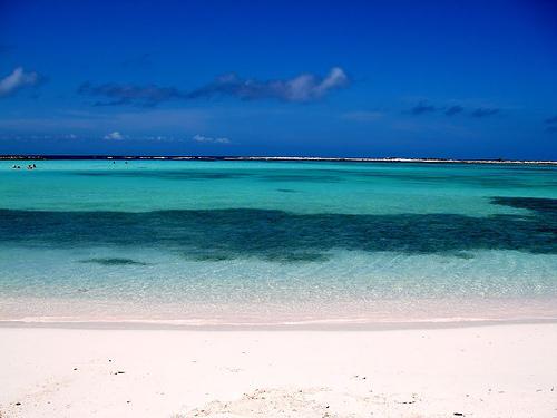 Palm Beach Area Aruba
