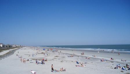 Folly Beach View