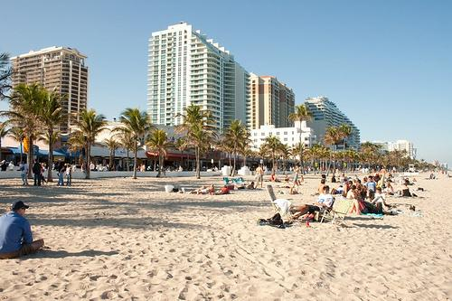 Ft Lauderdale Beach South