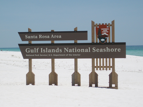 Santa Rosa Sound I Will Review Navarre Beach The Main Attraction Of Park As Well Gulf Islands National Seas A Whole