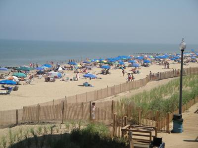 Overview of Rehoboth Beach