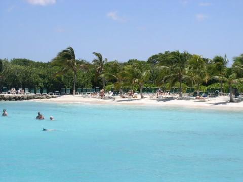 Marriott Aruba Beach on Private Island
