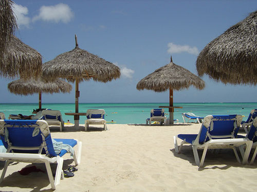 Palm Beach Aruba Quiet