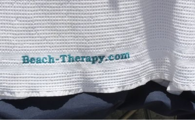 Beach-Therapy Towel